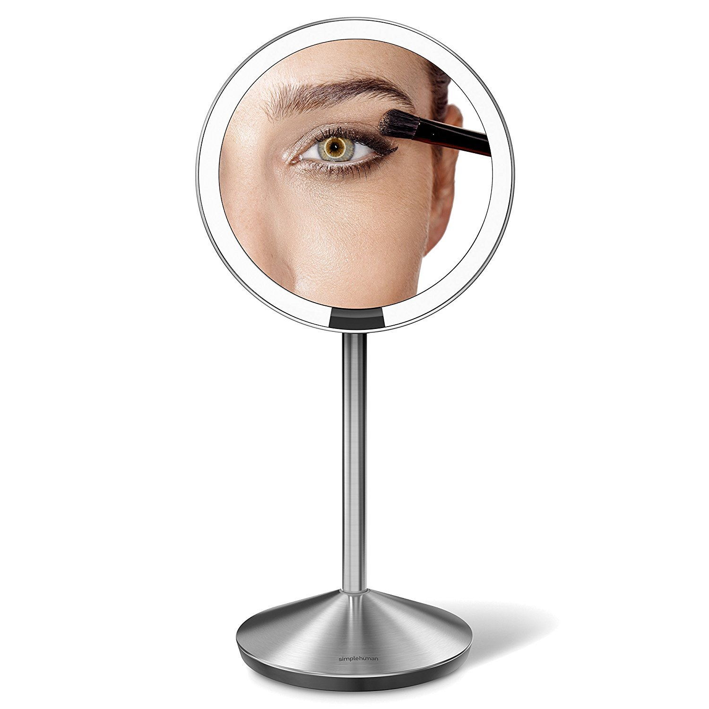 Simplehuman Mini Sensor Lighted Makeup Travel Mirror