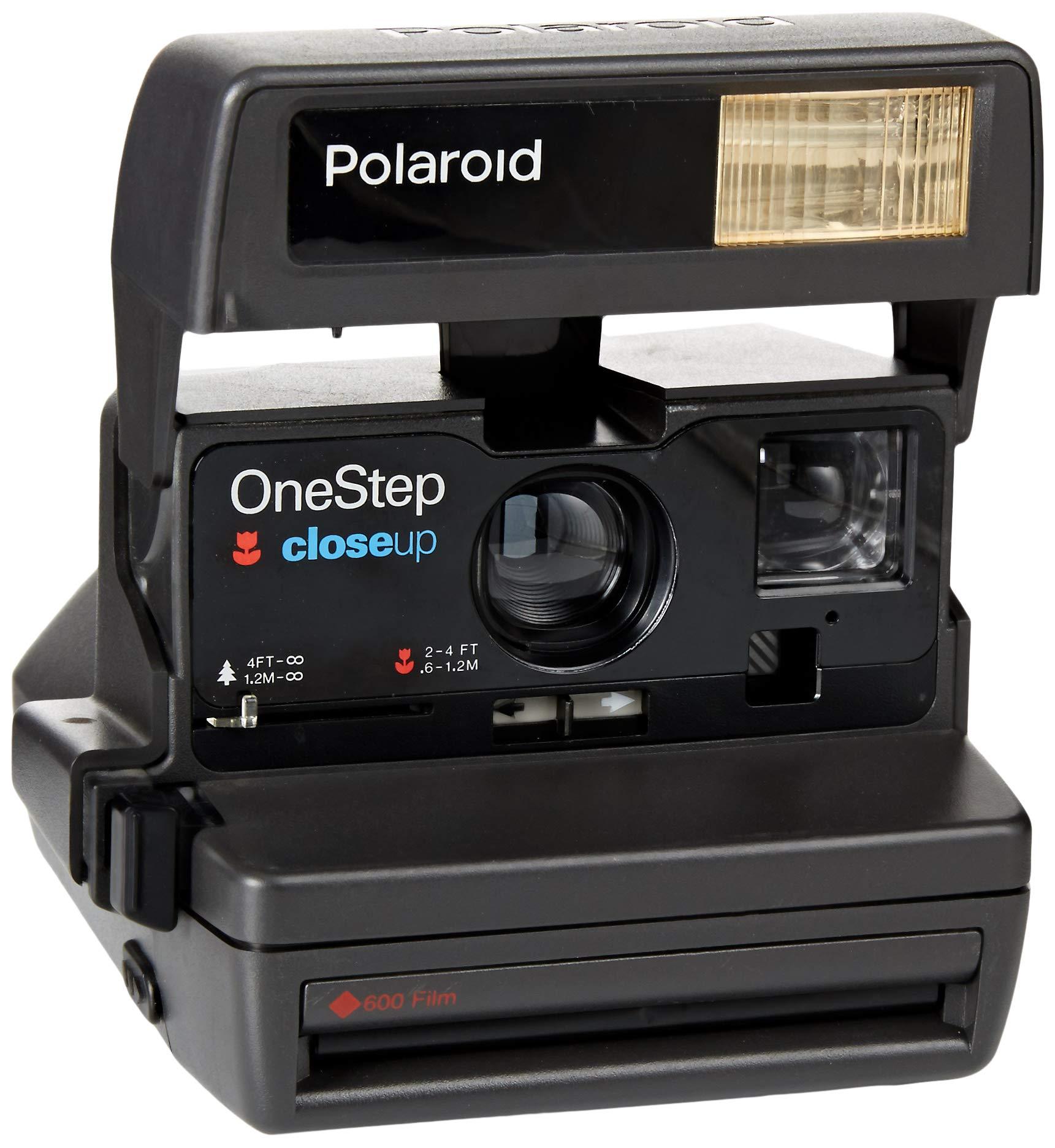 Polaroid One Step Close-Up 600 Instant Camera by Polaroid