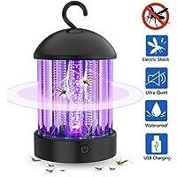 Mosquito Killer Lámpara USB, No Tóxico Silencioso Lámpara