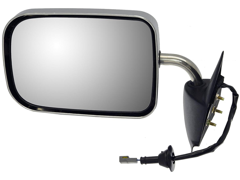 Dorman 955-249 Dodge Ram Power Chrome Replacement Passenger Side Mirror