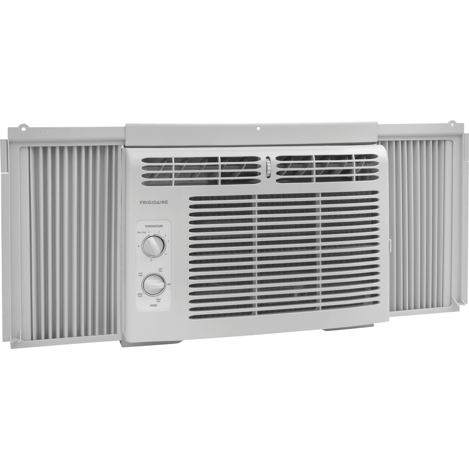 Frigidaire FFRA0511R1 5, 000 BTU 115V Window-Mounted Mini-Compact Air Conditioner with Mechanical Controls by Frigidaire (Image #8)