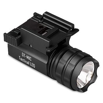 DefendTek Compact Tactical Gun Flashlight