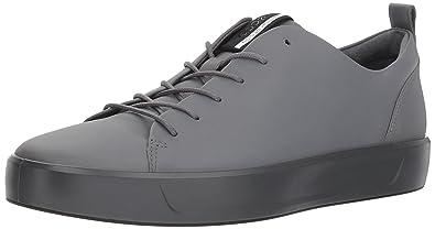 5a52b1b9 Amazon.com   ECCO Men's Soft 8 Tie Fashion Sneaker, titanium, 39 M ...