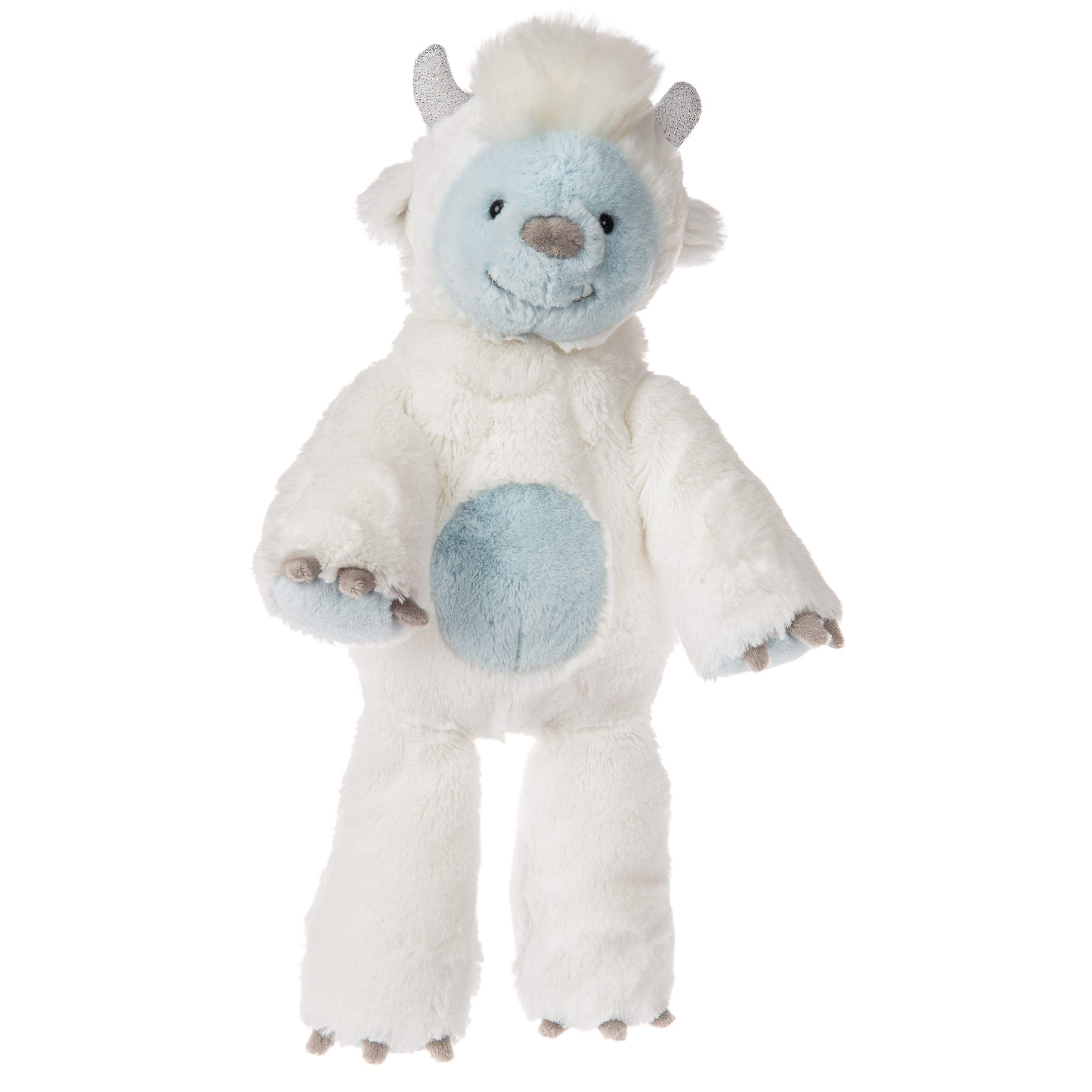 Mary Meyer FabFuzz Stuffed Animal Soft Toy, Yeti, 14-Inches by Mary Meyer