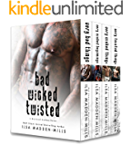 BAD WICKED TWISTED: A Briarwood Academy Box Set (Books 1-4 + Bonus Chapters)