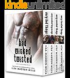 BAD WICKED TWISTED: A Briarwood Academy Box Set (Books 1-4 + Bonus Chapters)