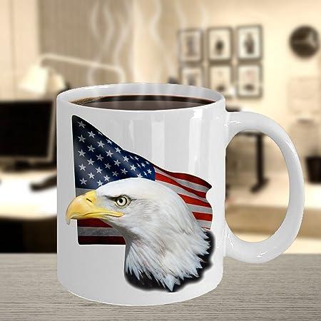 Don/'t mess with America Mug Bald Eagle Coffee MuG,11oz  mug*FREE SIPPING