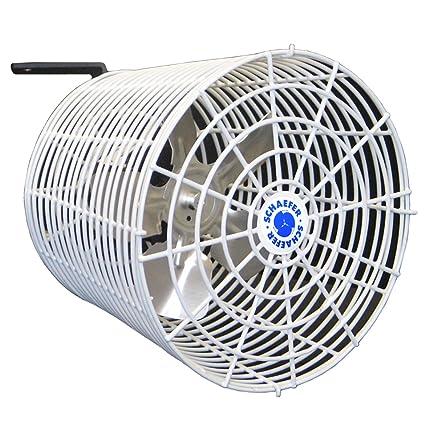 Schaefer Versa-Kool Circulation Fan - 8in , 450 CFM, Model# VK8