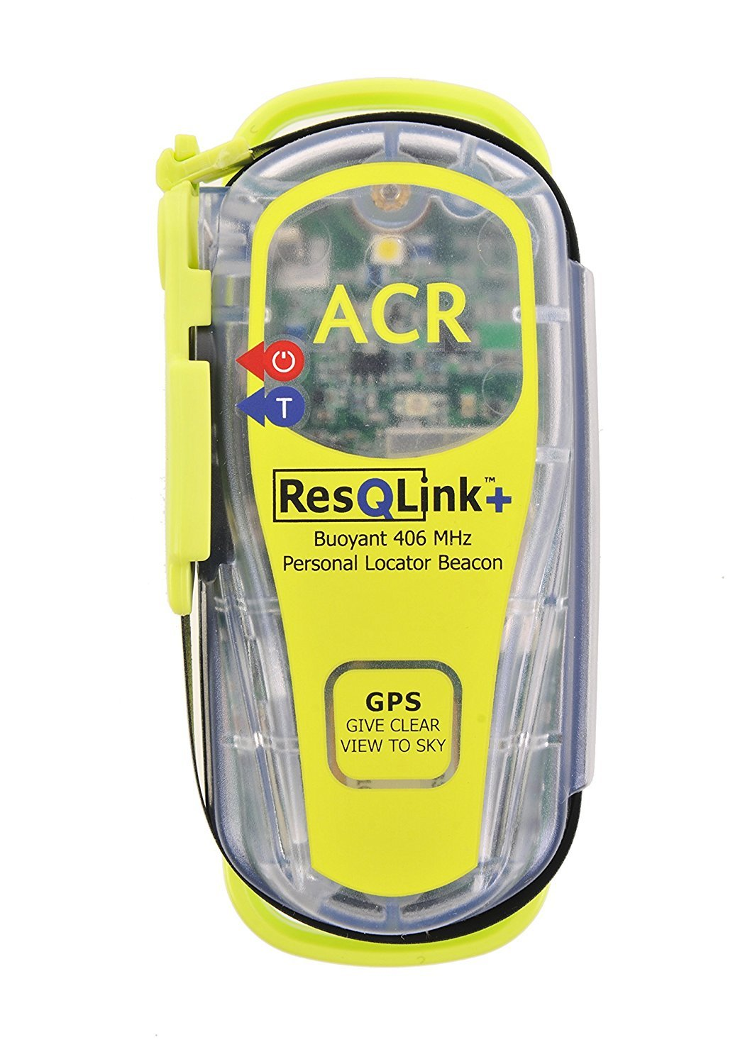 ACR ResQlink+ PLB - Programmed for Rest of World