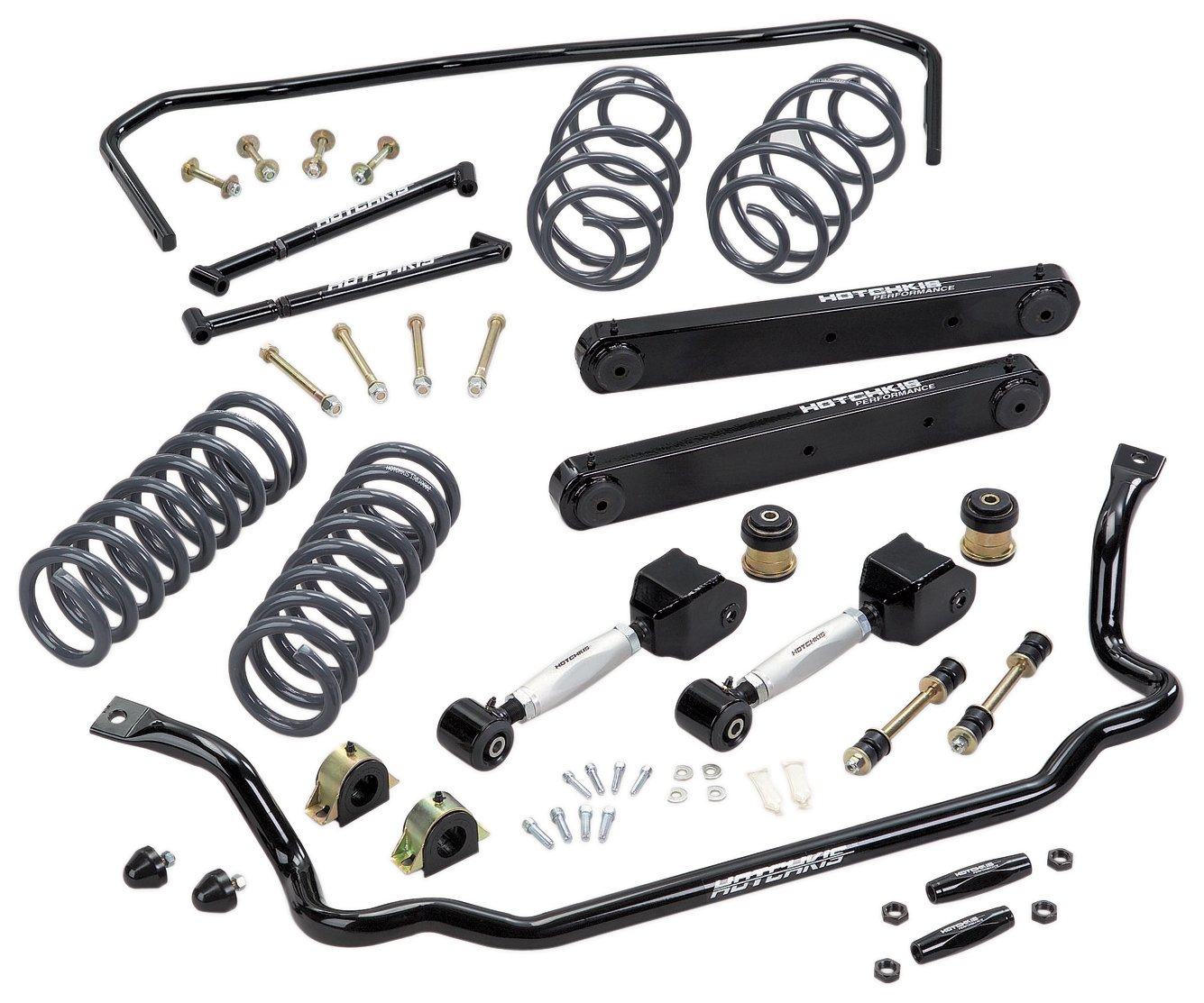 Hotchkis 80005 HP TVS Kit for GM A-Body with Big Block