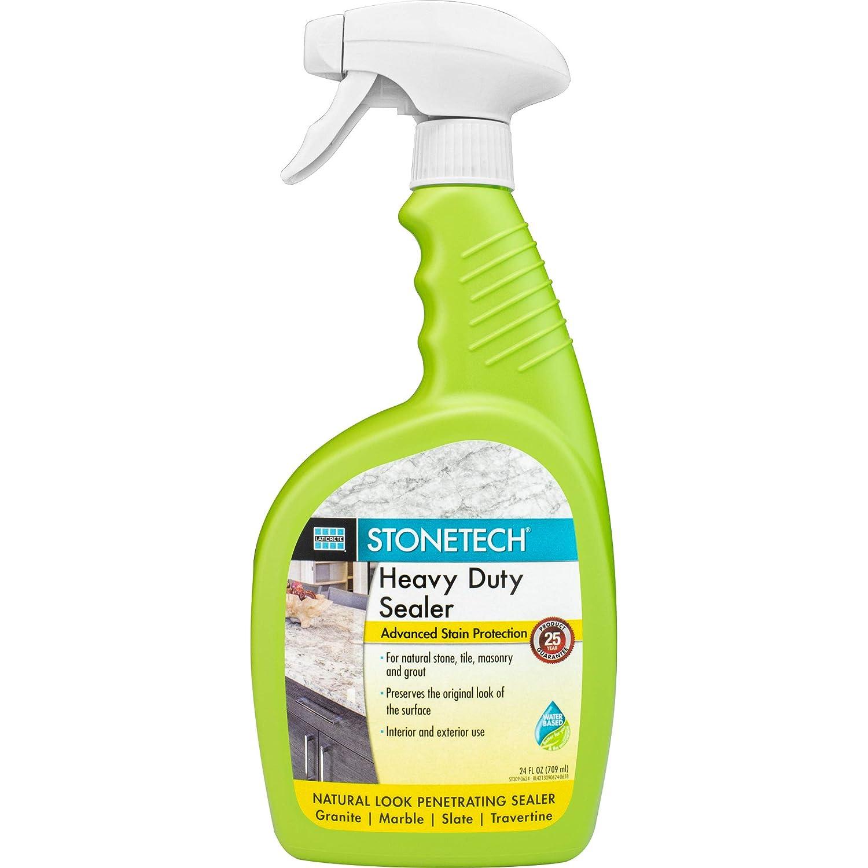 StoneTech Countertop Sealer for Natural Stone, 24-Ounce (.710L) Spray Bottle