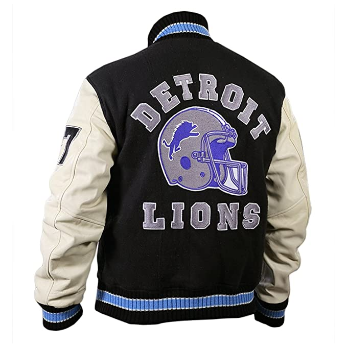 new products e9b83 dd068 Hills Cop Axel Foley Beverly Cotton Fleece Detroit Lions ...