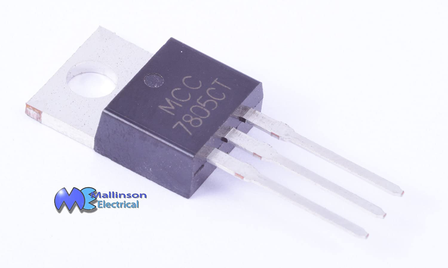 Lm7805 7805 Positive Voltage Regulator 5v 1a To 220ab 12v 6v Converter Circuit With Computers Accessories
