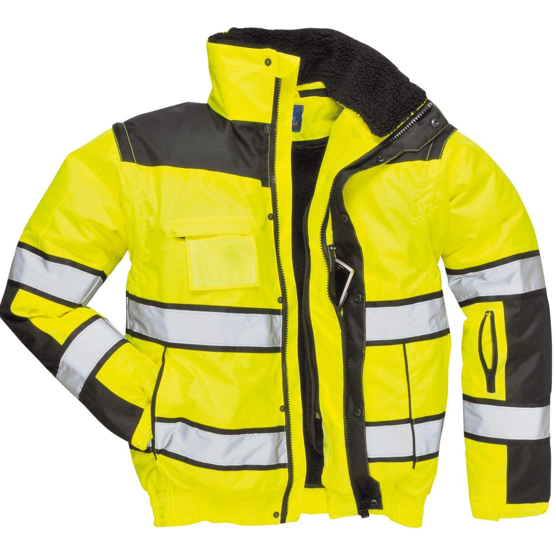 4in1 4in1 4in1 Warnschutzjacke Regenjacke Winterjacke Arbeitsjacke gleb oder Orange B00TU6FEO2 Arbeitsjacken & -mntel Moderater Preis 63e7ee