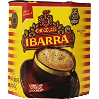 Ibarra Chocolate Mexican Chocolate Tablets, 540 g
