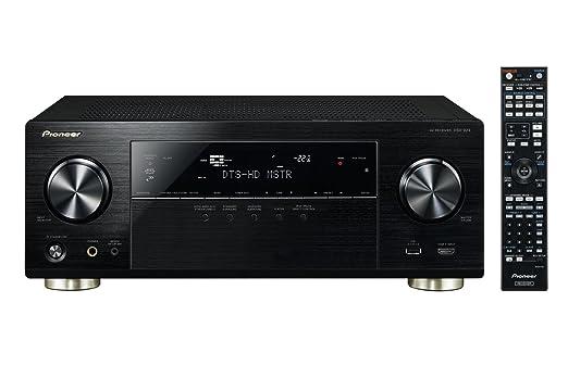 6 opinioni per Pioneer VSX-924-K Sintoamplificatore AV 7.2 Canali, 3D, 4K Upscaling, Bluetooth,