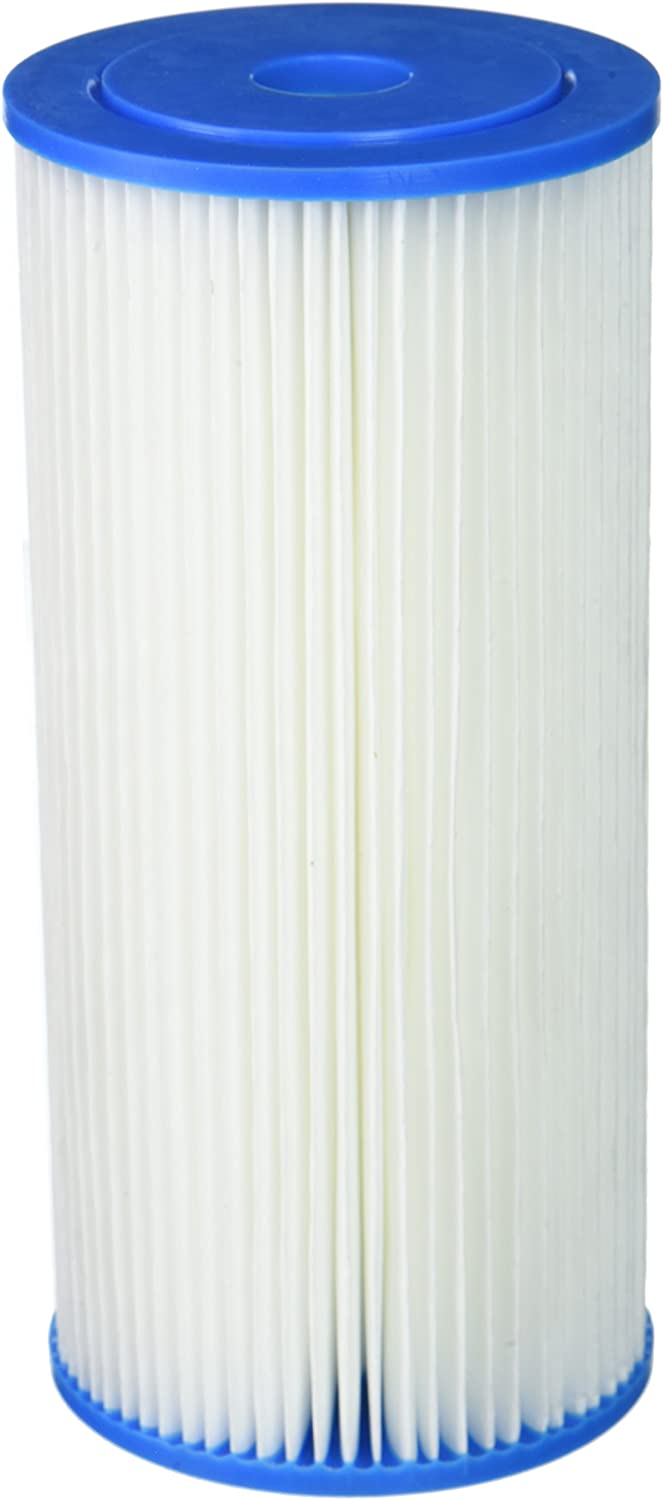 ReplacementBrand RB-R50-BB 10 x 4.5 Pleated Sediment Filter
