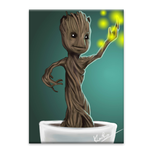 Amazon Com Baby Groot Wallpaper Appstore For Android