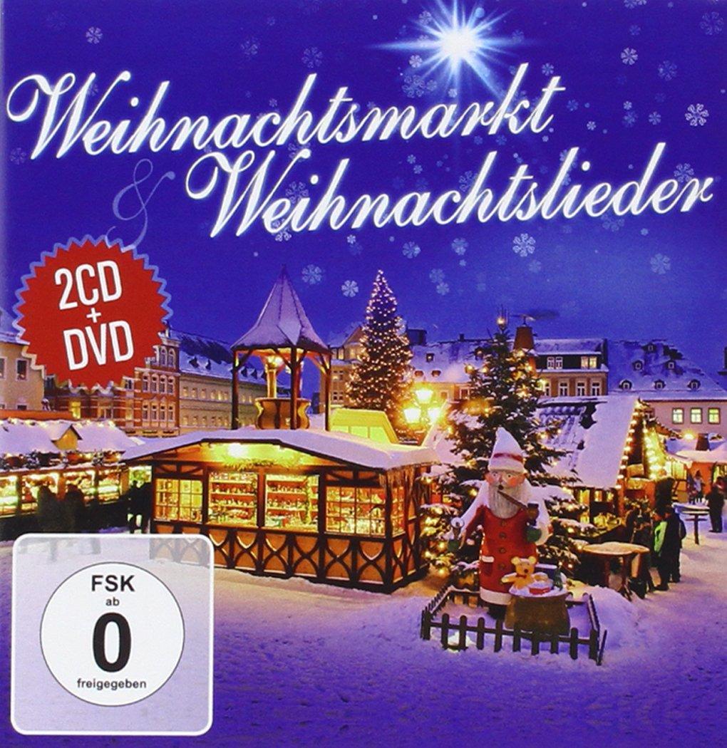 Weihnachtsmarkt & Weihnachtslieder.2cd+Dvd - Various: Amazon.de: Musik