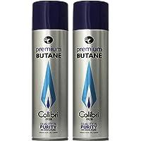 Colibri Premium Butane Large Can - 300 ML 2-Pack