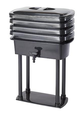 Belli 0189 9 CompostHome - Compostador de lombrices (32 L, 50 x