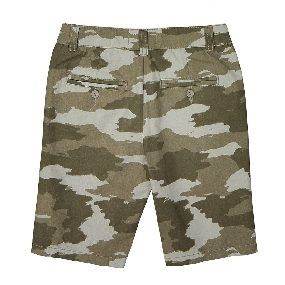 3-12 Years La Redoute Collections Big Boys Combat Bermuda Shorts