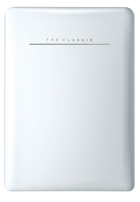 Daewoo - 2.8 Cu. Ft. Compact Ref - Cream White