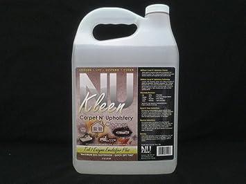 Amazon.com: nukleen la alfombra N Tapicería Limpiador – 128 ...