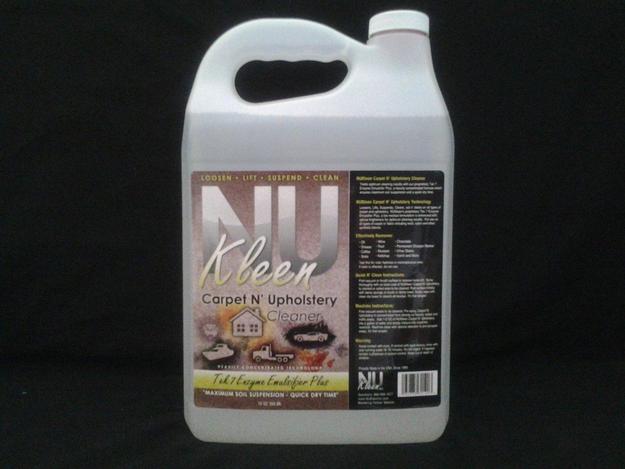 NuKleen Carpet N' Upholstery Cleaner - 128 oz.