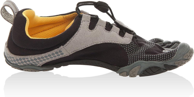 Vibram Escarpines Running W358 Bikila LS Negro/Gris EU 35: Amazon.es: Zapatos y complementos