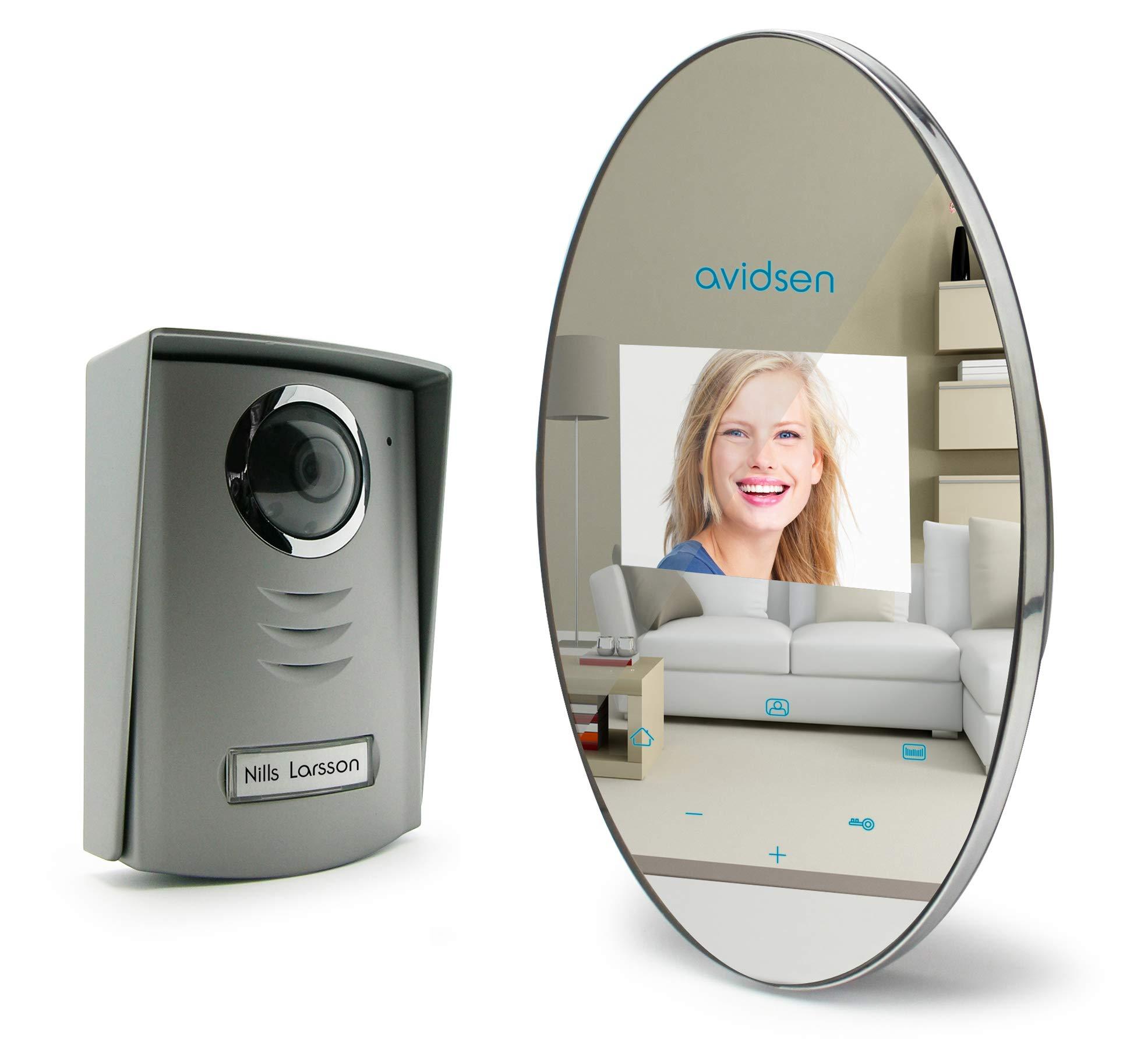 Interphone vidéo - effet miroir product image