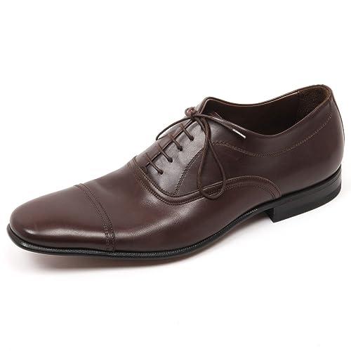 super popular d7857 386fa FRANCESCHETTI C3828 Scarpa Classica Uomo Marrone Shoe Man ...