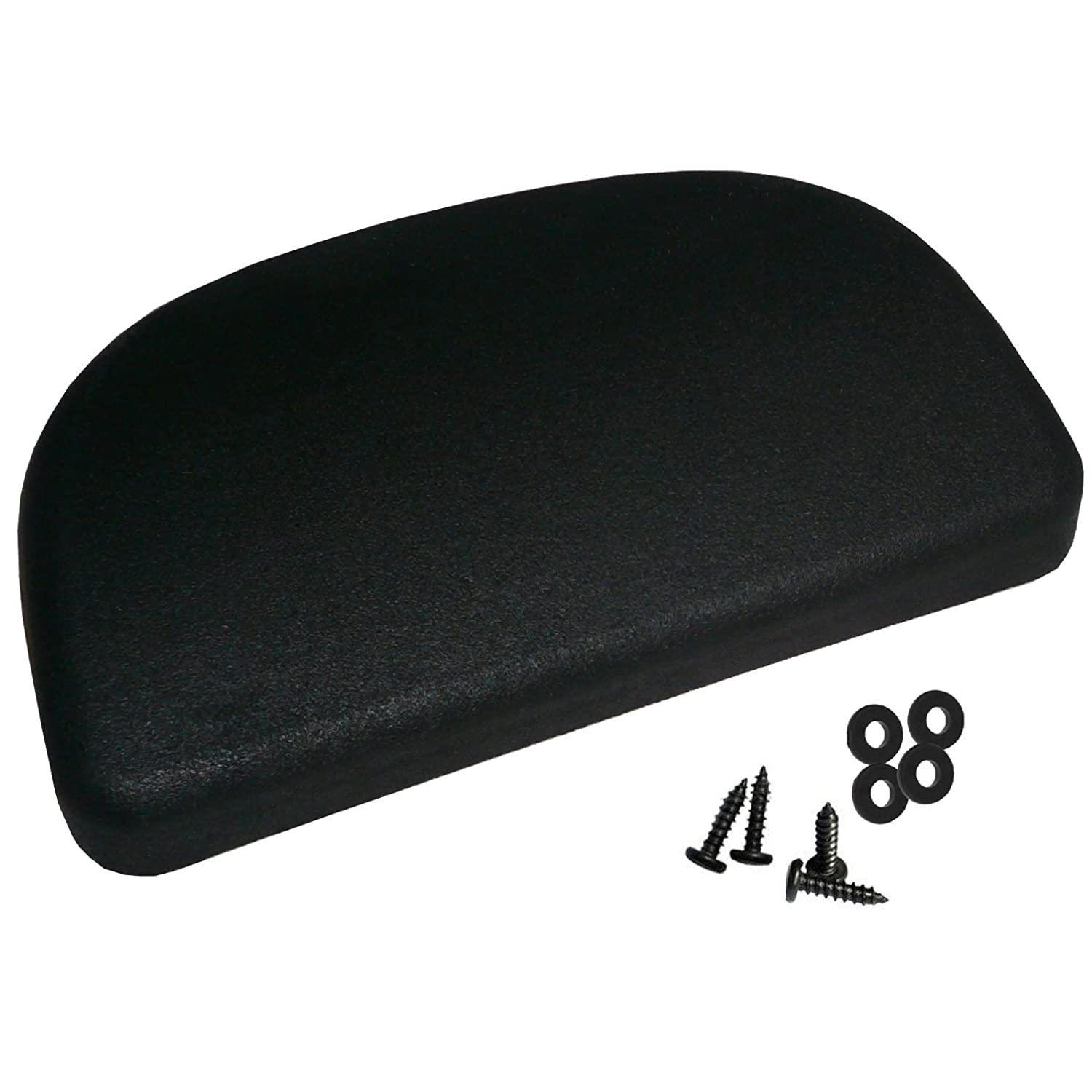 A-pro Back Rest Top Case Motorcycle and Scooter Motorbike Universal