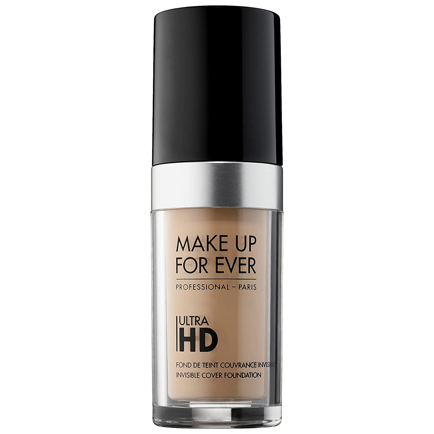 MAKE UP FOR EVER Ultra HD Foundation - Invisible Cover Foundation 30ml Y235 - Ivory Beige