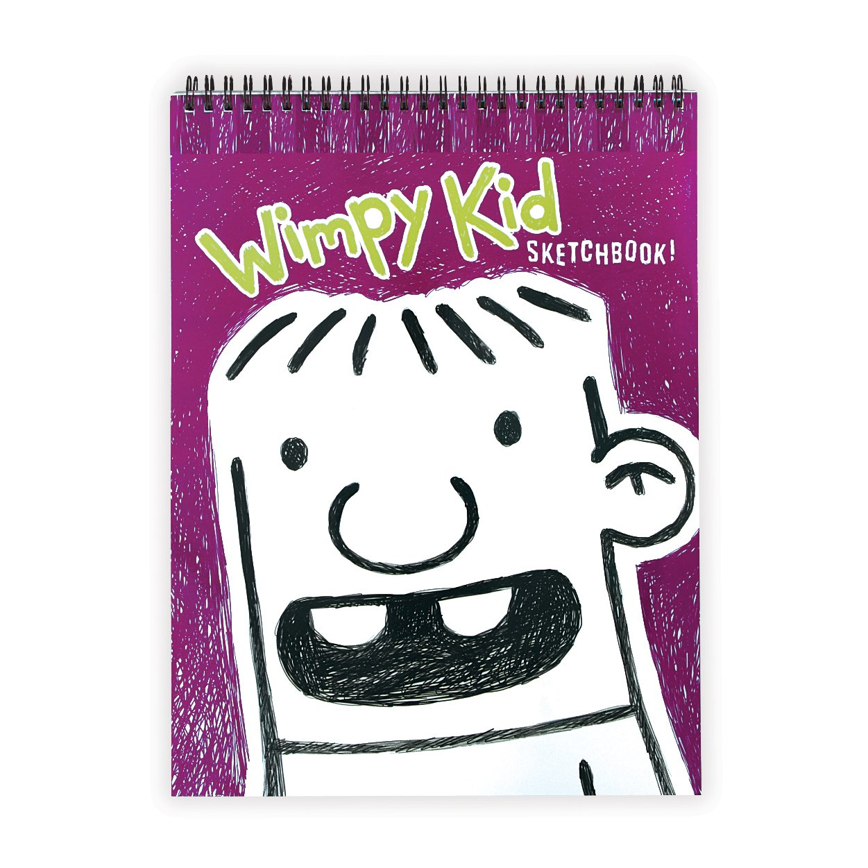 Wimpy Kid Rowley Sketchbook Mudpuppy Kinney Jeff 9780735339958 Amazon Com Books
