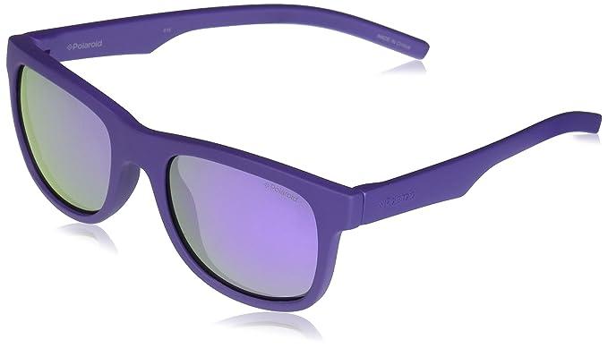 Polaroid PLD 8020/S MF 2Q1 46 Gafas de sol, Morado (Violet ...