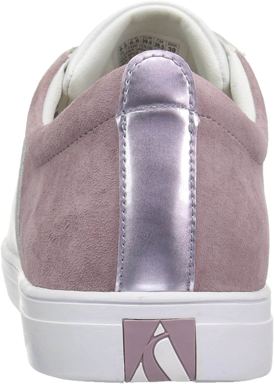 Skecher Street Women's Moda-Clean Street Fashion Sneaker White/Lavender