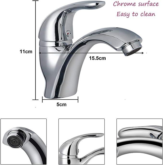 efluky mano la cabeza de ducha de agua Ahorro jónico cloro Filtro ...