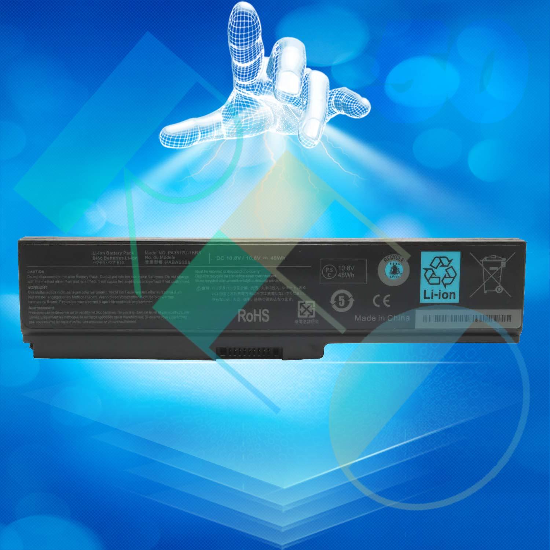 Amazon.com: Reo PA3817U-1BRS - Batería para portátil Toshiba ...