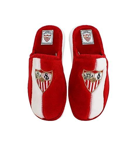 Andinas - Zapatillas de Estar por casa Oficial Sevilla