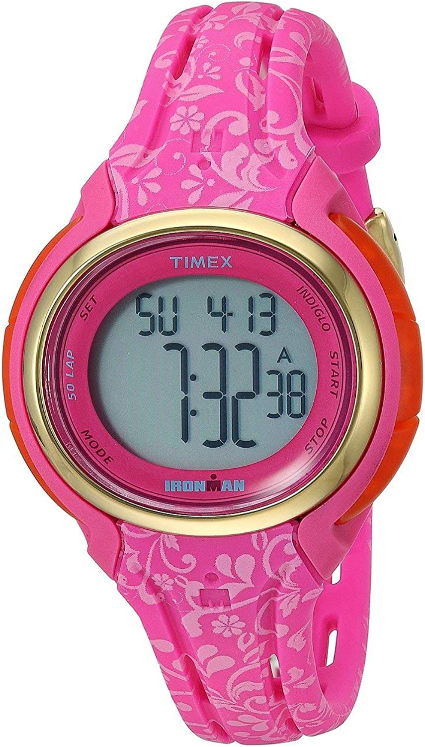 Timex Women s Ironman Sleek 50 Mid-Size