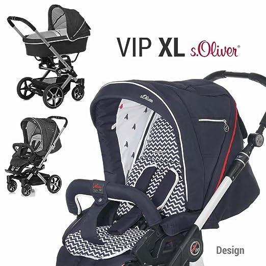 Hartan Vip Xl Kombikinderwagen 959 S Oliver Welcome On Board 2016 Baby