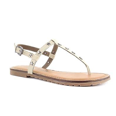 Chocolat640t, Womens Sandals Cubanas