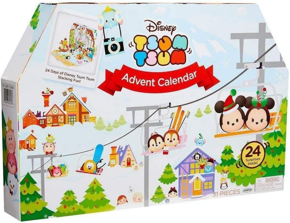 Amazon.com: Disney TSUM TSUM Advent Calendar: Disney TSUM TSUM