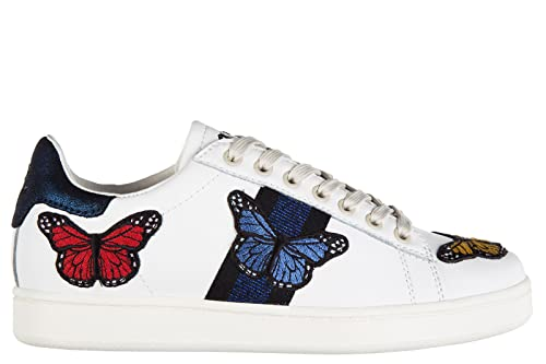 best loved 384ce 15787 MOA Master of Arts Scarpe Sneakers Donna in Pelle Nuove ...