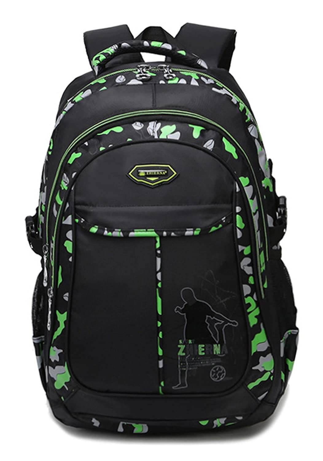 Keshi Nylon Fashion Most Durable Packable Handy Lightweight Travel Backpack Daypack