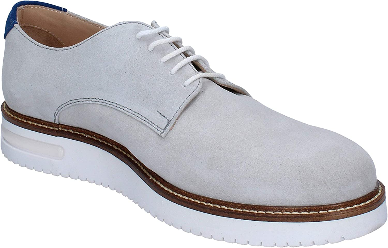 FDF SHOES Chaussures /él/égantes Homme Daim Gris