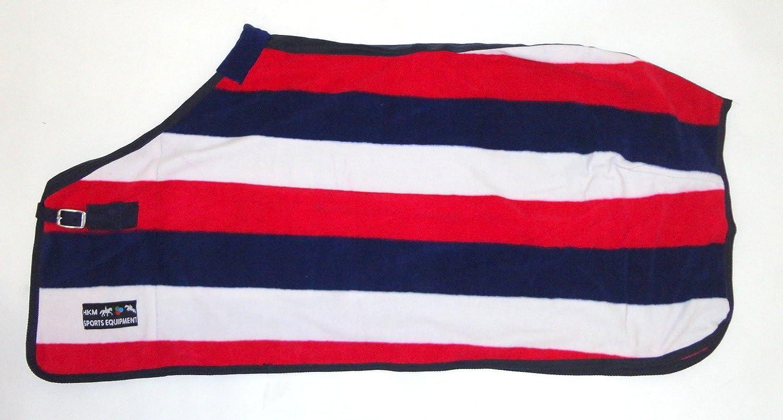 HKM 550797Couverture séchante Fashion Stripes avec Sangle croisée 550818