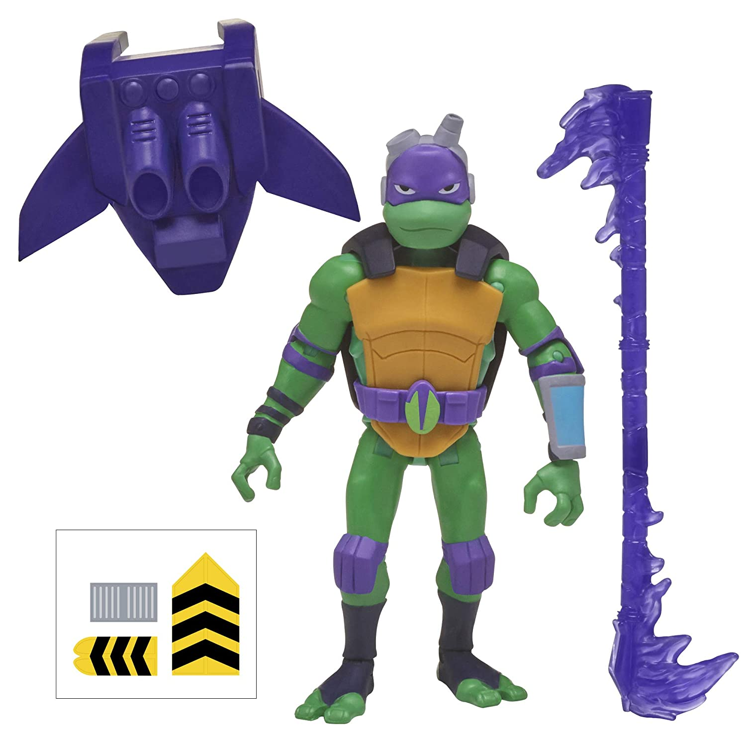 Amazon.com: Rise of the Teenage Mutant Ninja Turtle Jet Pack ...