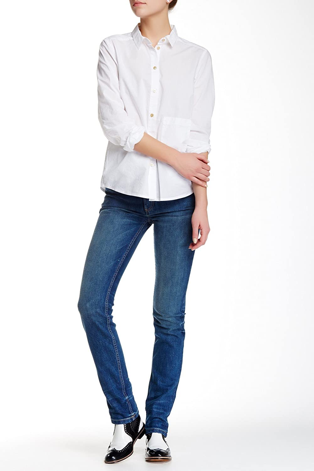 MARC BY MARC JACOBS Drainpipe stretch-denim jeans 26